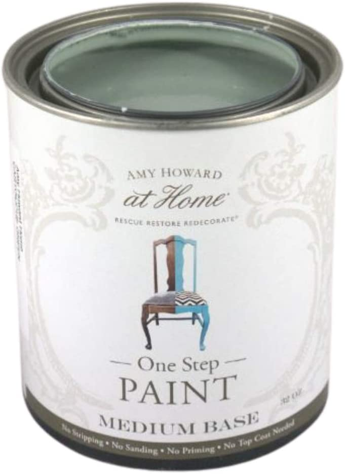 Amy Ranking TOP14 Howard Home One-Step Free shipping Paint Green Finis Chalk Cartouche