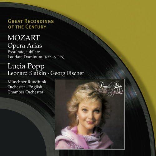 Lucia Popp/Leonard Slatkin/Münchner Rundfunkorchester/Georg Fischer/English Chamber Orchestra/Ambrosian Singers
