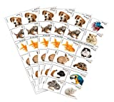 100 Forever USPS stamps Pets celebrate animals in our lives that bring joy, companionship, and love (5 sheets of 20 stamps)