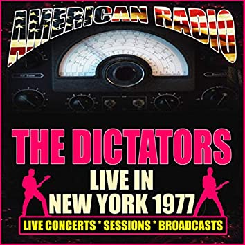 Live in New York 1977 (Live)