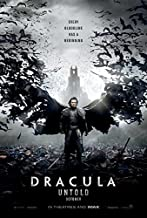 Dracula Untold Movie Poster 11 x 17 Style B (2014) Unframed