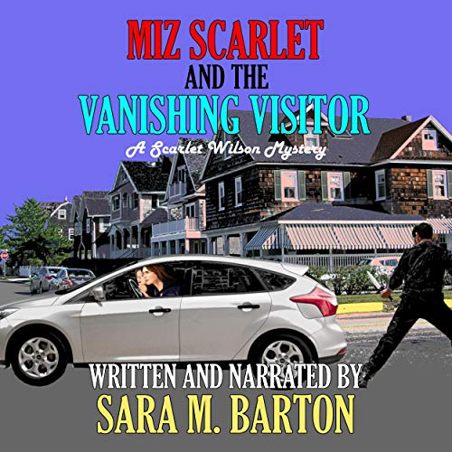 Miz Scarlet and the Vanishing Visitor Titelbild