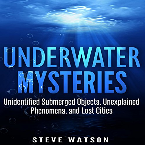 Underwater Mysteries audiobook cover art