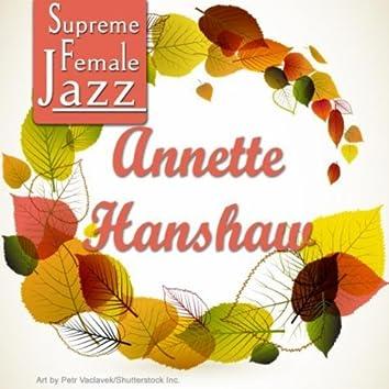 Supreme Female Jazz: Annette Hanshaw