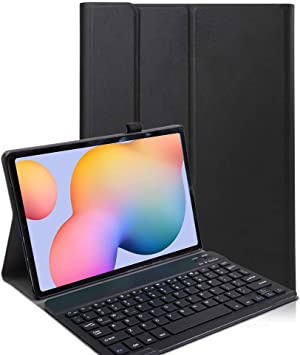 YGoal Teclado Funda para Huawei MatePad T8, [QWERTY Inglés ...