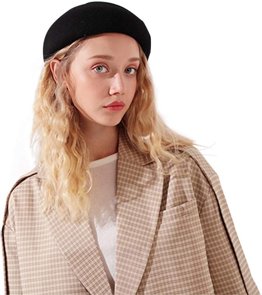kekolin Womens Newsboy Hat Beret Cap Visor Hats for Ladies Wool Newsboy Beret Cap