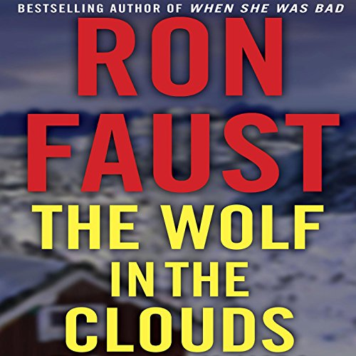 The Wolf in the Clouds audiobook cover art