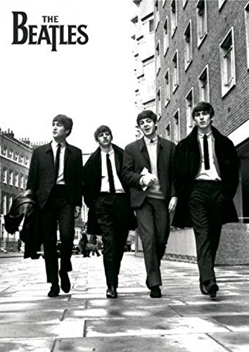 1art1 The Beatles - Fab Four In London Poster 91 x 61 cm