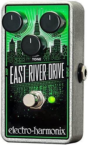 new arrival Electro-Harmonix East outlet sale River popular Drive Classic Overdrive Pedal online