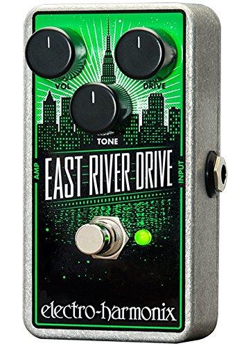 Electro Harmonix 665188efecto de guitarra eléctrica con sintetizador Filtro East River Drive