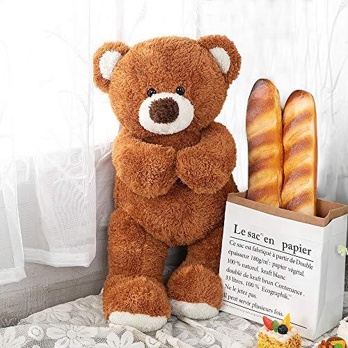 MaoGoLan Giant Teddy Bear Cute Soft Teddy Bear Stuffed...