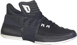 adidas Dame 3 Shoe Mens Basketball 11 Collegiate Navy-White