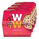 Discontinued: WW Cranberry Orange Instant Oatmeal - 3 SmartPoints - 4 Boxes (16 Count Total) - Weight Watchers Reimagined