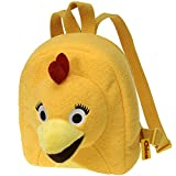 Fiesta Toys Chica Chick Travel Buddies Plush Backpack from The Sunny Side Up Show on Sprout Plush, 9'