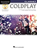 Instrumental Play-Along: Coldplay Clarinette + CD