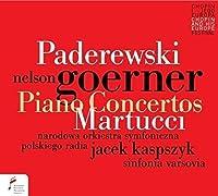 Jan Paderewski: Piano Concertos by NELSON GOERNER