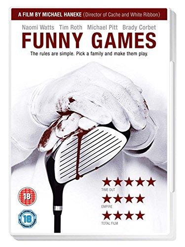 Funny Games [DVD] [2007] [Reino Unido]
