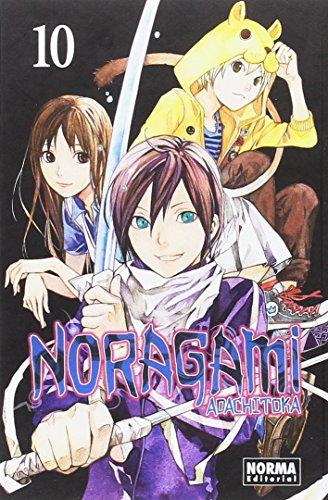 Noragami 10 (Spanish Edition)