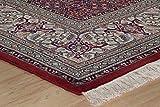 Theko Orient Teppich BIDJAR rot Grösse 70 x 140 cm - 2