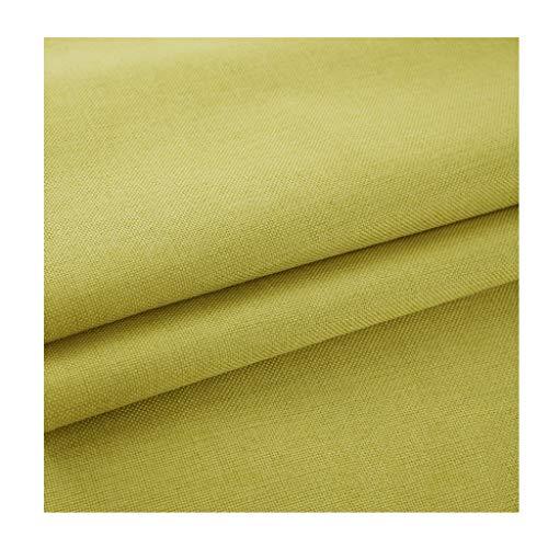 yankai linnen - stof per meter stof linnen effen katoen en linnen zakklein tafelkleed kussen vaste breedte 150cm NIU