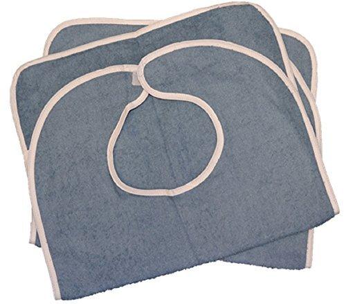 Egyptian Towels Terry Adult Bib