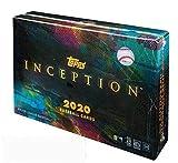 2020 Topps Inception MLB Baseball box (7 cards)