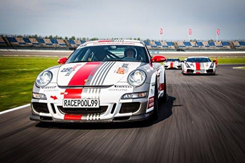 Motorsport-Erlebnisgutschein: Porsche 911 GT 3 Renntaxi im Rennwagen fahren, 3 Runden, Nürburgring Rennstrecke