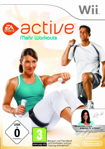 EA SPORTS Active: Mehr Workouts