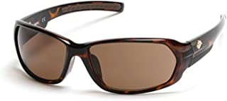 Harley Davidson HD0303X Sunglasses 54E Red Havana 55-16-140