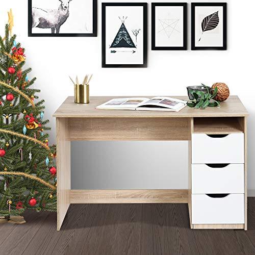 escritorio juvenil con cajones de la marca FurnitureR