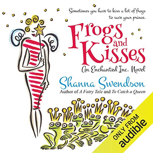 Couverture de Frogs and Kisses