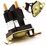 Husqvarna 192507 Lawn Tractor Starter Solenoid Genuine Original Equipment Manufacturer (OEM) Part