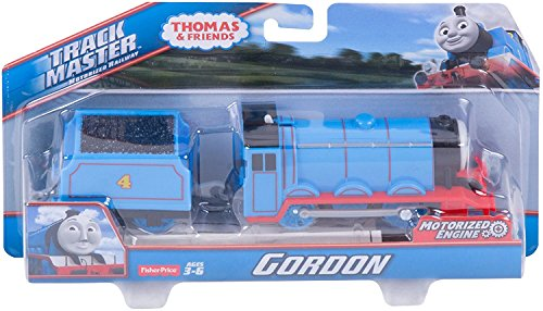 Fisher-Price Thomas & Friends - TrackMaster Motorised Gordon Engine by Thomas & Friends