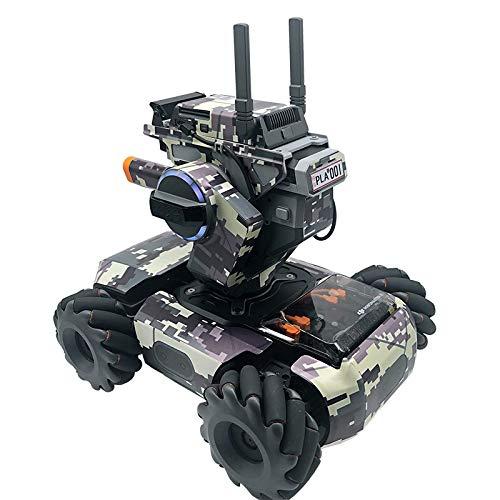 Etiqueta engomada impermeable del camuflaje de la protección del cuerpo del robot RC y a prueba de arañazos para DJI RoboMaster S1(B)