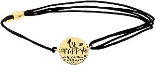 Women's Kindred Cord, Be Happy Bracelet