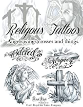 religious tattoo flash art