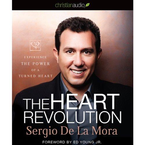 Heart Revolution audiobook cover art
