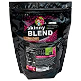 Skinny Blend - Best Tasting Weight Loss Shake for Women, Diet Protein Shakes, Meal Replacement, Low Carb, Diet Supplement, Weight Control, Appetite Suppressant, Increase Energy - 30 Shakes (Chocolate)