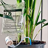 BCDlily Plant Life Support Drip Irrigation System, Automatic Watering System for Home Plants Plant Waterer for Indoor Plants (AS Shown)