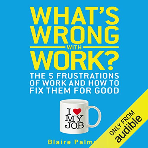 What's Wrong with Work? copertina