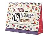 Finocam - Calendario de sobremesa 2021 Talkual Catalán