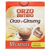 CAPSULE ORZOBIMBO: preparate a base di orzo tostato solubile e ginseng