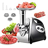 Best Electric Meat Grinders - Trintion Electric Meat Mincer Grinder and Sausage Maker Review