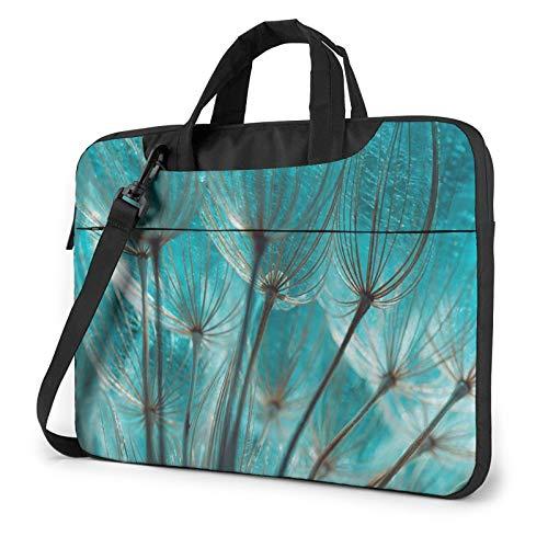 Bolsa de hombro para ordenador portátil – Weed Impreso a prueba de golpes Impermeable Portátil Bolsa de hombro Mochila Maletín, MESA, 13' (33 cm),