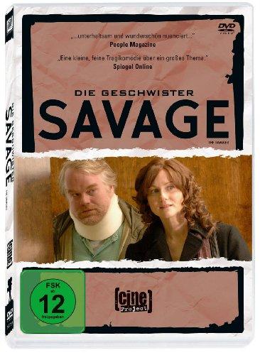 Die Geschwister Savage [Alemania] [DVD]
