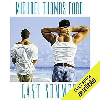 Last Summer audiobook cover art