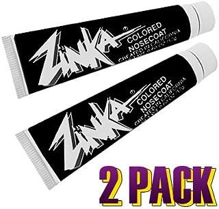 Zinka Colored Sunblock Zinc Nosecoat - 2 Pack
