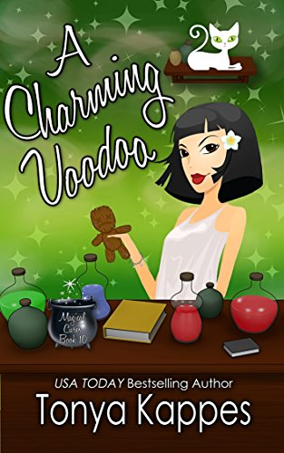 A Charming Voodoo by Kappes, Tonya ebook deal