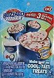 The DQ Original Blizzard Maker Refill 3 Dessert Mix Packets