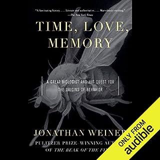 Time, Love, Memory audiobook cover art